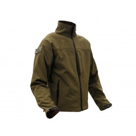 Highlander Softshell Jacket Odin, braun