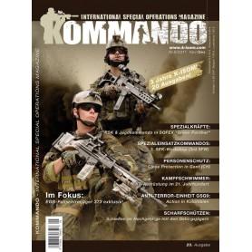 Zeitschrift KOMMANDO 20. Ausgabe