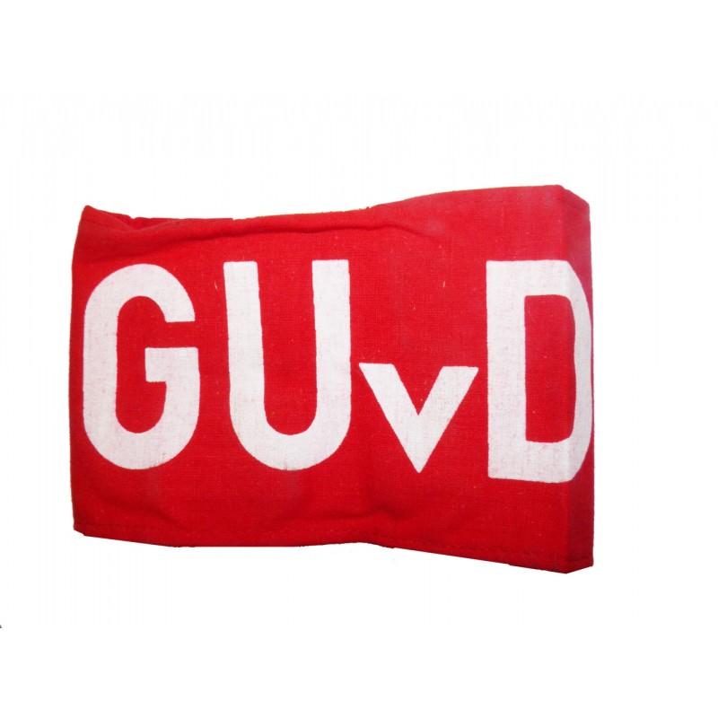 Armbinde  GUvD
