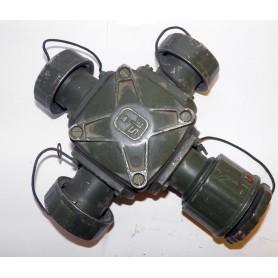 NVA/ DDR Verteiler für NVA Kabelsatz zur Feldbeleuchtungsausstat