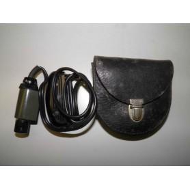 NVA Strichfeldbeleuchtung mit Tasche für DF 7x40 gebraucht