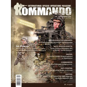 Zeitschrift KOMMANDO 21. Ausgabe