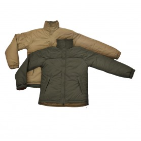 Carinthia G-Loft Reversible Jacket oliv/tan