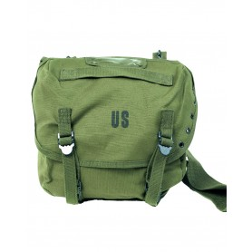 "US Field Pack, Combat, M-1961 ""Buttpack"" (Repro) oliv"
