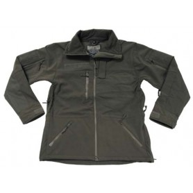 "MFH Soft Shell Jacket ""High Defence"" oliv"