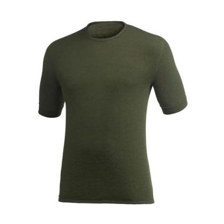 Woolpower Short Sleeve T-Shirt 200 oliv