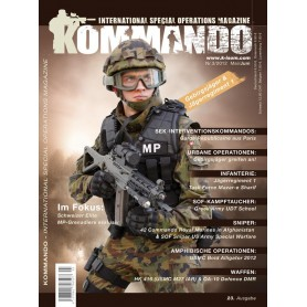 Zeitschrift KOMMANDO 23. Ausgabe