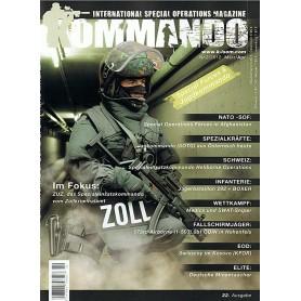 Zeitschrift KOMMANDO 22. Ausgabe