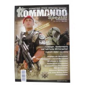 Sonderheft KOMMANDO SPEZIAL Nr.5 Oktober 2011