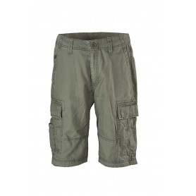 Vintage Batten Short oliv