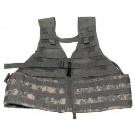 US MOLLE II Modular Lightweight FLC Vest ACU, gebraucht