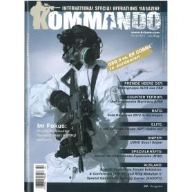 Zeitschrift KOMMANDO 24. Ausgabe