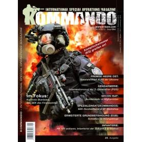 Zeitschrift KOMMANDO 25. Ausgabe