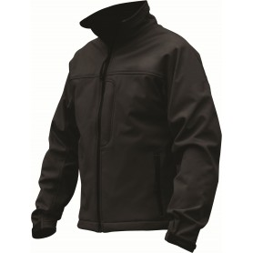 Highlander Softshell Jacket Odin, schwarz