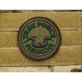 3D Rubber Patch Task Force REIKOR, forest