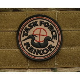 3D Rubber Patch Task Force REIKOR, desert