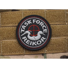 3D Rubber Patch Task Force REIKOR, swat