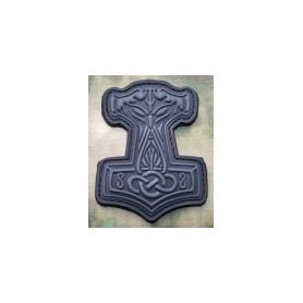 3D Rubber Thor's Hammer