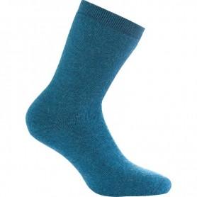 Woolpower Socken 400 blau