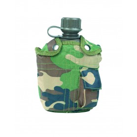 Mil-Tec Feldflasche woodland