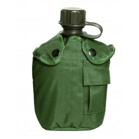 Mil-Tec Feldflasche oliv