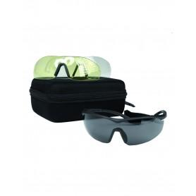 Mil-Tec Sportschutzbrillen Set Ansi