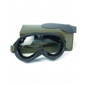 Mil-Tec Us Staubschutzbrille M44 mit Behälter