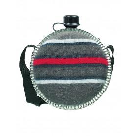 Mil-Tec Western Feldflasche m. Filzbezug 0,75 LTR