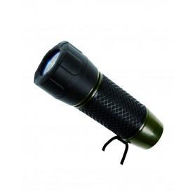 Mil-Tec Stablampe 6 LED (4AAA) OLIV