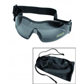 Mil-Tec Schutzbrille Para Smoke