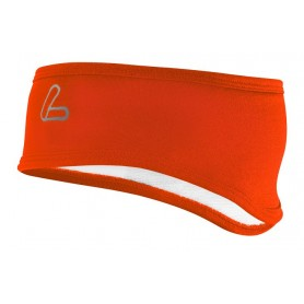 Löffler Thermo-Soft Stirnband Uni orange
