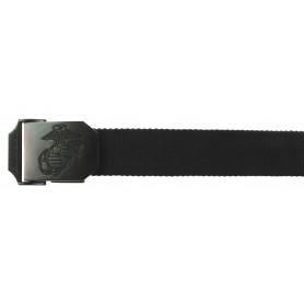 USMC Gürtel, 35 mm, schwarz
