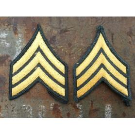 Rangabzeichen US Sergeant