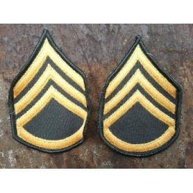 Rangabzeichen US Staff Sergeant