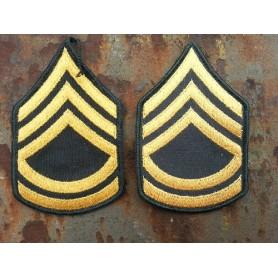 Rangabzeichen US Sergeant 1st Class
