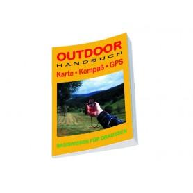 Outdoor-Handbuch -Karte, Kompass, GPS