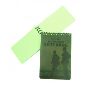 Mil-Tec All weather Notebook