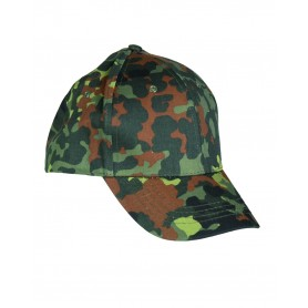 Baseball Cap Kids Flecktarn