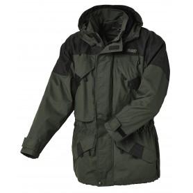 Pinewood Lappland Extreme Jacke dunkelgrün/schwarz